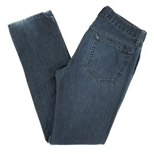 Joe's Jeans The Brixton Garland Wash Mid Rise Dark